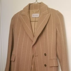 Michaa wool trenchcoat  Wms Small